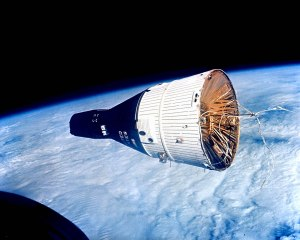 Gemini Spacecraft - NASA Image