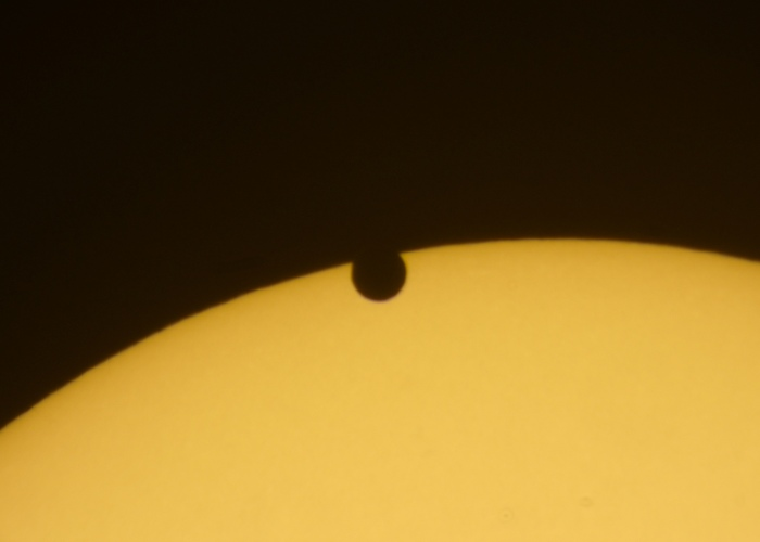 Photo: Transit of Venus by Matt Fraduto