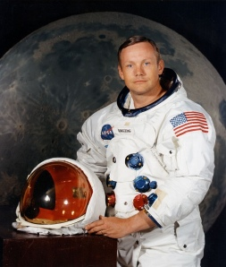 Photo: Official portrait Neil Armstrong