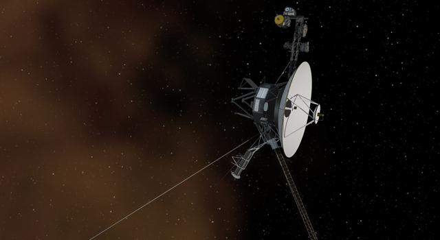 Image: Voyager 1 Leaves Solar System. Credit: NASA/JPL-Caltech