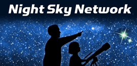 Image: NASA/JPL Night Sky Network Logo