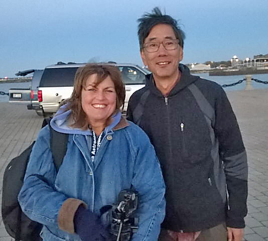Photo: Suzie Dills and Stan Honda, by Jay Reynolds