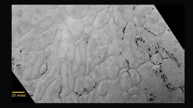 Photo: Icy Plains of Pluto
