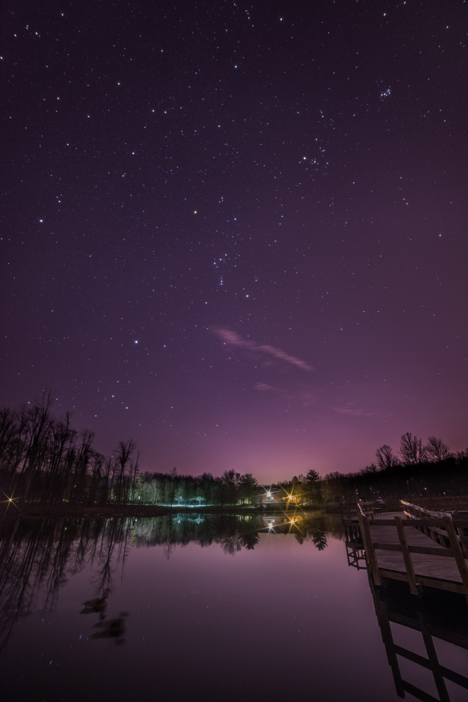 North Chagrin Nature Center, Willoughby, Ohio by Alan Studt