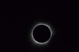Photo: May 9 Total Solar Eclipse by Steve Korylak