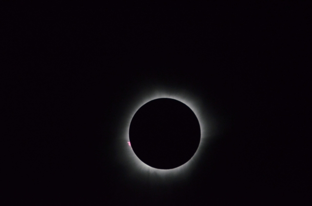 Photo: March 9 Total Solar Eclipse by Steve Korylak