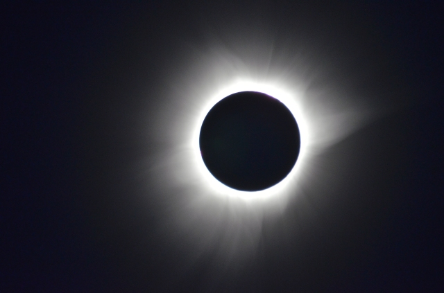Photo: March 9 Total Eclipse by Steve Korylak
