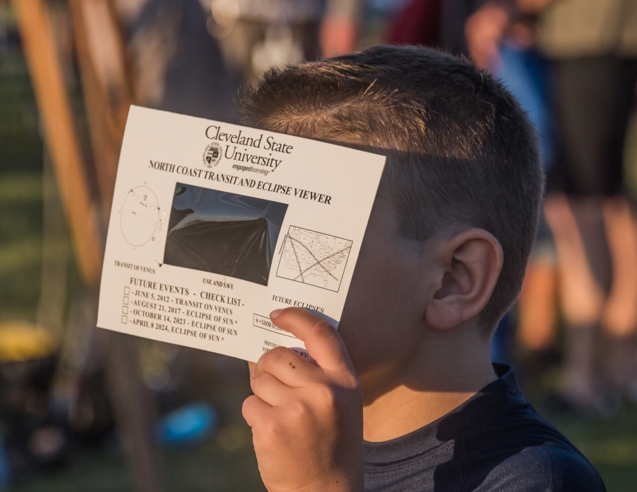 Photo: Solar Filter Card, by Alan Studt
