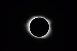 Photo: Total Solar Eclipse by Steve Koryak.