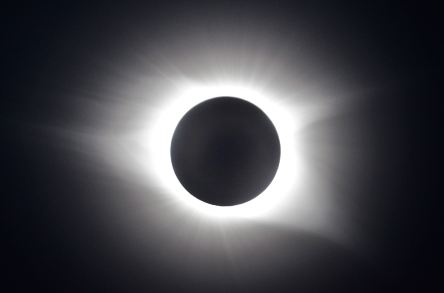 Photo: Total Solar Eclipse. Credit: Steve Koryak