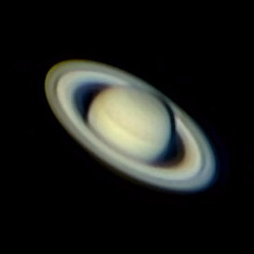 Photo: Saturn, by Rochus Hess