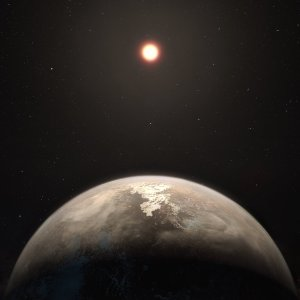 Image: Planet Ross 128 b