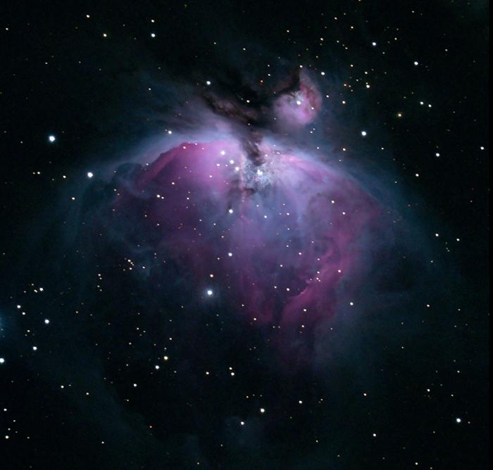 M42 - The Orion Nebula - by John Burkett