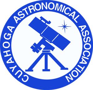 Image: Logo of the Cuyahoga Astronomical Association