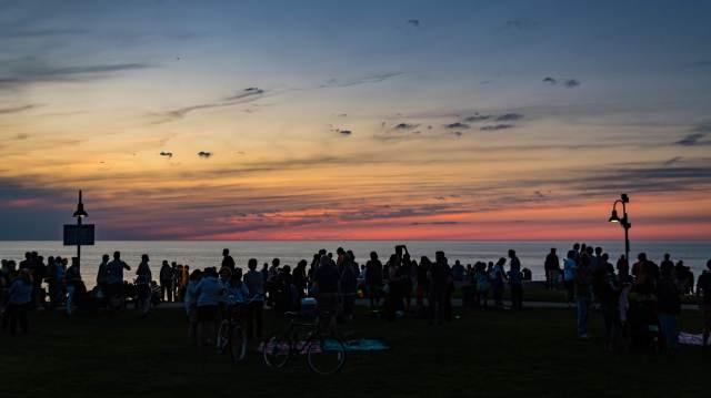 Photo: Solstice Sunset by Alan Studt