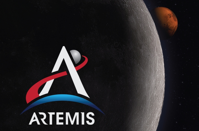 Image: NASA's Artemis Logo and Identity