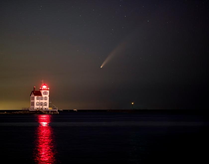 Frank Shoemaker Lighthouse