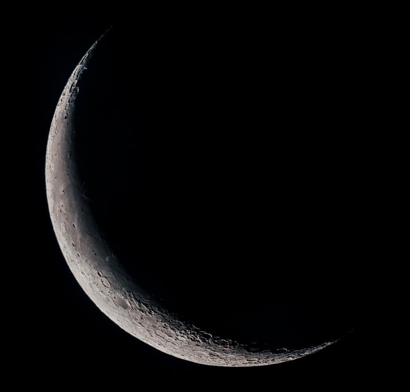 Studt_Crescent Moon
